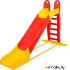 Горка Doloni Большая 014550/3 (красный/желтый)
