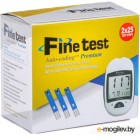 Глюкометр Infopia Finetest Auto-Coding Premium (+ 50 тест-полосок)