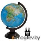Глобусный мир Ландшафтный, школьный 210mm 10229