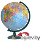 Глобусный мир политический 320mm рельефный с подстветкой и батарейкой 16027