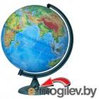 Глобусный мир Физический 320mm с подстветкой и батарейкой 16018