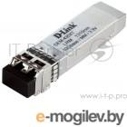 Сетевое оборудование D-Link (DEM-435XT/A1A) Трансивер SFP+ 10GBASE-LRM (w/o DDM), 3.3V, для многомодового кабеля (до 200 м)