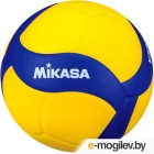 Мяч волейбольный Mikasa V330W (размер 5, желтый/синий)
