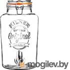 Диспенсер для напитков Kilner Clip Top K0025.873V