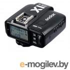 Радиосинхронизатор Godox X1T-N TTL для Nikon 26369