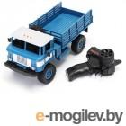 Aosenma RC Offroad Truck Blue WPLB-24-R