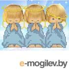 Набор для вышивания Наследие Три ангелочка / НД-003