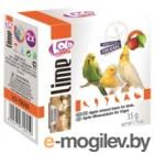 Кормовая добавка для животных Lolo Pets Минеральный камень с яблоками для птиц / LO 72055 (35г)