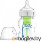Бутылочка для кормления Dr. Brown Options Plus с широким горлышком / 51600 (150мл)