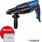 Профессиональный перфоратор Bosch GBH 2-26 DRE (0.615.990.L43)