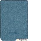 Обложка для электронной книги PocketBook PU Cover Shell Series / WPUC-627-S-BG (Bluish Gray)
