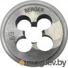 Плашка BERGER BG1009  метрическая м10х1.0мм