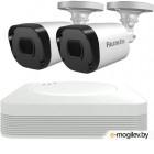 Гибридный видеорегистратор Falcon Eye FE-104MHD Kit Light Smart