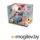 DIY House MiniHouse Греческие каникулы M010