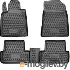 Комплект ковриков Novline CARPGT00015 для Peugeot 407 (4шт)