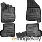 Комплект ковриков Novline ELEMENT3D5237210K для Lada XRay (4шт)