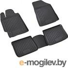 Комплект ковриков Novline NLC.3D.48.02.210K для Toyota Camry (4шт)