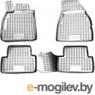 Комплект ковриков Novline NLC.41.07.210 для Renault Megane II (4шт)