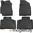 Комплект ковриков Novline ELEMENT3D7519210K для Geely Emgrand X7 (4шт)