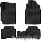Комплект ковриков Novline ELEMENT3D2065210 для Hyundai Solaris (4шт)