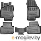 Комплект ковриков Novline ELEMENT5154210K для Volkswagen Tiguan (4шт)