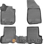 Комплект ковриков Novline NLC.3D.41.32.210K для Renault Sandero/Sandero Stepway (4шт)