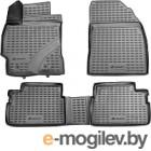 Комплект ковриков Novline NLC.3D.48.68.210K для Toyota Corolla (4шт)