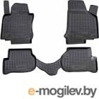 Комплект ковриков Novline NLC.51.05.210 для Volkswagen Golf V (4шт)