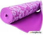 Коврик для йоги и фитнеса Sundays Fitness IR97502 (розовый)