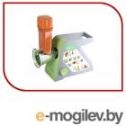 Ломтерезка Midea MVC-2741 300Вт зеленый/серый