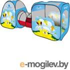 Детская игровая палатка Sundays С тоннелем / 223321