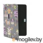 Чехол Vivacase для PocketBook 616/627/632 Doggy Textile Brown VUC-CDG616-br