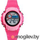 Часы наручные для девочек Skmei 1477-6 (красный/розовый)