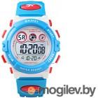 Часы наручные детские Skmei 1451-3 (белый/синий)