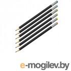 Ручки, карандаши, фломастеры Карандаш чернографитный Berlingo 6шт BS01206