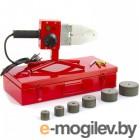 Аппарат для сварки пластиковых труб KRONWERK 94214  800Вт 300 °c 20-25-32-40-50-63мм мет.кейс