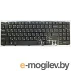 Клавиатура для ноутбука MSI MegaBook CR640, CR643, CX640, A6400 черная с рамкой