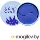 Патчи под глаза Petitfee Agave Cooling Hydrogel Eye Mask (60шт)