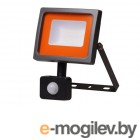 Прожектор светодиодный с датч. движ. 50 Вт PFL-SC sensor 6500К, IP54, 160-260В, JAZZWAY (2550Лм, холодный белый свет)