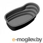 Пруд декоративный Polimerlist Премиум 6500Ч (черный)