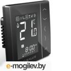 Термостат комнатный Salus VS10BRF 4 в 1 (черный)