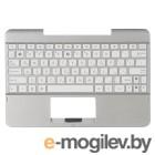 клавиатура для Asus Transformer Pad TF103C серебристая