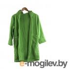 Бацькина баня Юниор с капюшоном 9-12 лет Light Green 14152