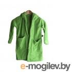 Бацькина баня Юниор с капюшоном 1.5-3 года Light Green 14149