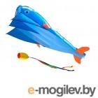 Воздушный змей Bradex Касатка White-Blue DE 0458