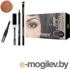 Набор декоративной косметики Bellapierre Eye & Brow Complete Kit тон Marrone