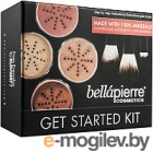 Набор декоративной косметики Bellapierre Get Started Kit тон Dark