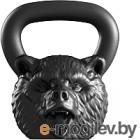 Гиря Iron Head Медведь (16кг)