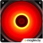 Вентилятор DEEPCOOL RF120R 120x120x25мм (96шт./кор, LED Red подсветка, 1300об/мин) Retail