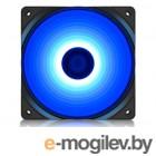 Вентилятор DEEPCOOL RF120B 120x120x25мм (96шт./кор, LED Blue подсветка, 1300об/мин) Retail